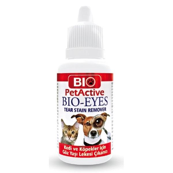 Bio PetActive Bio Eyes Gözyaşı Leke Çıkarıcı 50 ml