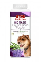 Pet Active - Bio Magic Toz Köpek Şampuanı 150 gr