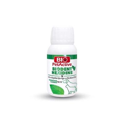 Bio PetActive - BioDent Hexidine 50 ml Kedi-Köp.Ağız ve Diş Bakım