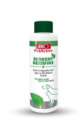 Bio Pet Active - BioDent Hexidine 250 ml Kedi-Köp.Ağız ve Diş Bakım