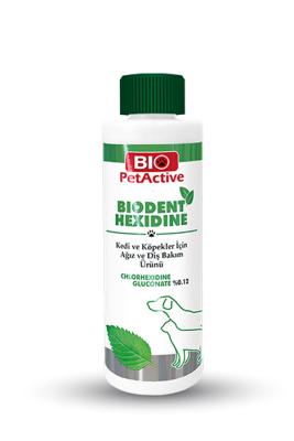 BioDent Hexidine 250 ml Kedi-Köp.Ağız-Diş Bakım
