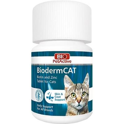 Bio PetActive - Bio PetActive Bioderm Cat 100 tb.