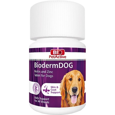 Bio PetActive - Bio PetActive Bioderm Dog 75 tb.