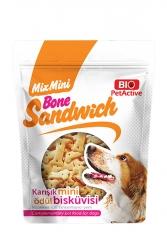 Bio PetActive - Bio PetActive Bone Sandwich Ödül Bisküvisi 200 gr