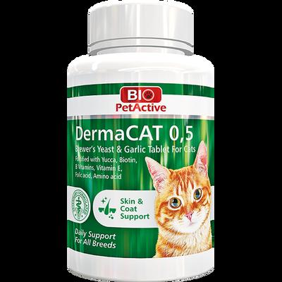 Bio PetActive - Bio PetActive Dermacat Brewers 150 Tablet