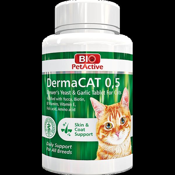 Bio PetActive Dermacat Brewers 150 Tablet