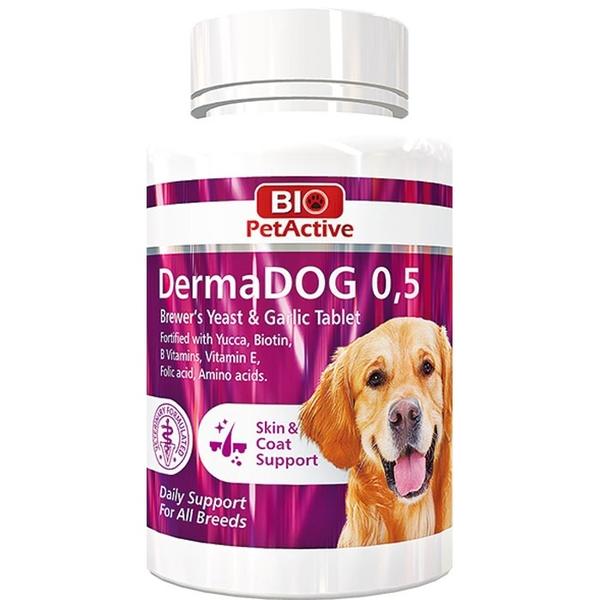 Bio PetActive Dermadog Brewers 150 Tablet