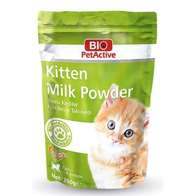 Bio PetActive - Bio PetActive Kitten Milk Süt Tozu 200 gr