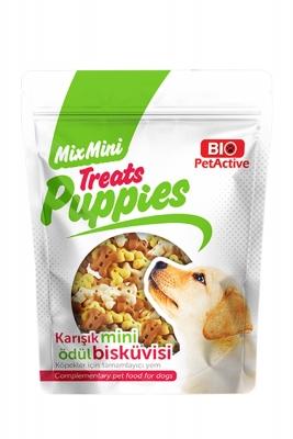 BioPetActive Treats Puppies Ödül Bisküvisi 200 gr