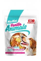 Bio PetActive - Bio PetActive Vanilla Animals Ödül Bisküvisi 200gr