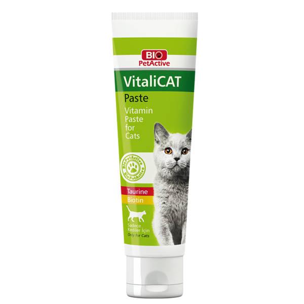 Bio PetActive Vitalicat Paste 100 ml