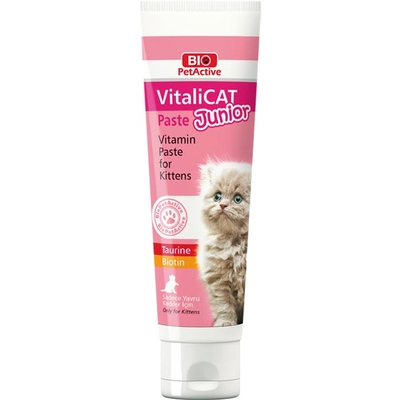 Bio PetActive - Bio PetActive Vitalicat Paste Junior 100 ml