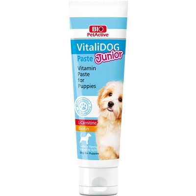 Bio PetActive - Bio PetActive Vitalidog Paste Junior 100 ml