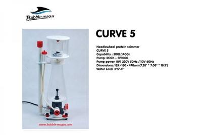 Bubble Magus - Bubble Magus Curve 5 Skimmer