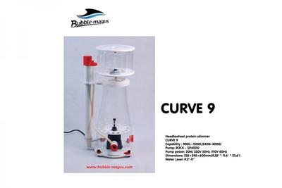 Bubble Magus - Bubble Magus Curve 9 Skimmer
