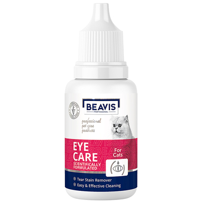 Beavis - Cat Eye Care Göz Yaşı Leke Çıkarıcı Damla 50 ml