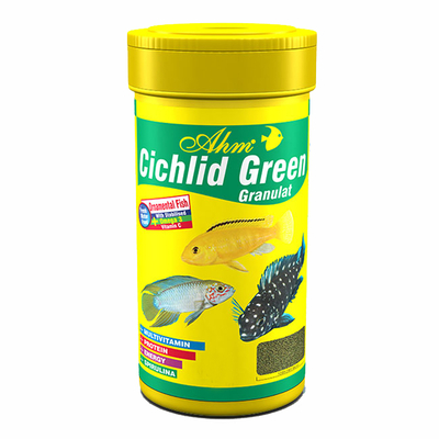 Ahm - Cichlid Green Gran.250 ml
