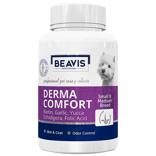 Derma Comfort Small Medium Breed 75 gr 150 Tablet