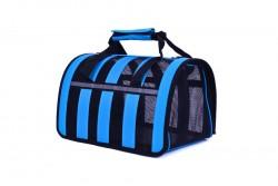 Dougesi - DK-008S Mavi Kedi-Köpek Taşıma Çantası 34*24*25
