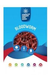 - Dondurulmuş Yem Bloodworm 100 gr. 35 li Kan Kurdu