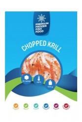 - Dondurulmuş Yem Chopped Krill 100 gr 35 li
