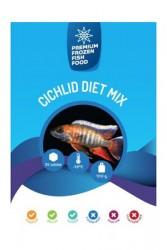 - Dondurulmuş Yem Cichlid Diet Mix 100 gr. 35'li
