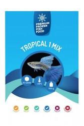 - Dondurulmuş Yem Tropical 1 Mix 100 gr. 35'li
