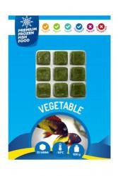 - Dondurulmuş Yem Vegetable 100gr 35'li Bitkisel
