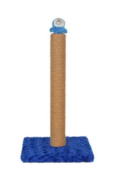 İnce Oyuncaklı Tırmalama 50 cm Mavi