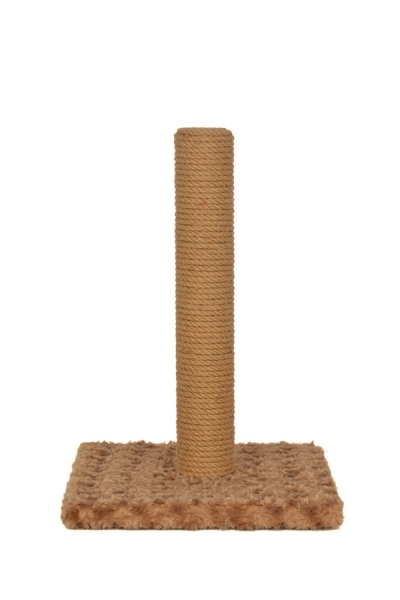 Pet Preety - Düz Tırmalama 40 cm Kahverengi