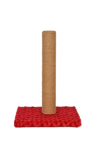 Pet Preety - Düz Tırmalama 40 cm Kırmızı