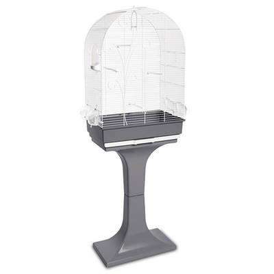 Mps - FOP Evita Sehpalı Kuş Kafesi 53x32x80 + 70 cm