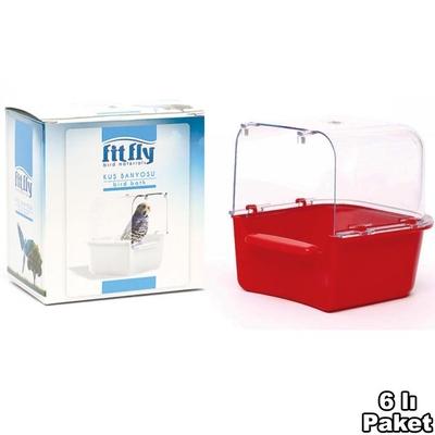 Fit Fly - Fit Fly Kuş Banyosu 6'lı