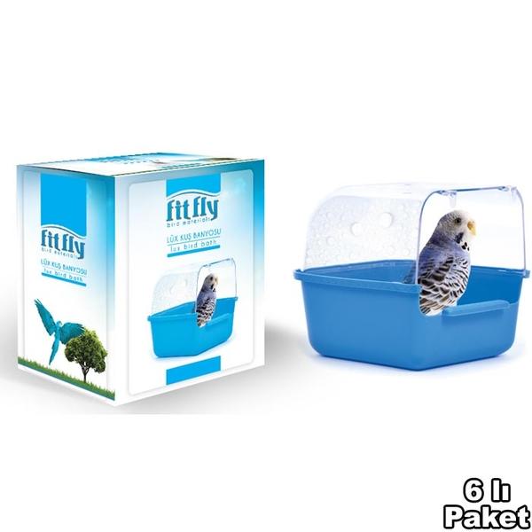 Fit Fly Kuş Banyosu Lux 6'lı
