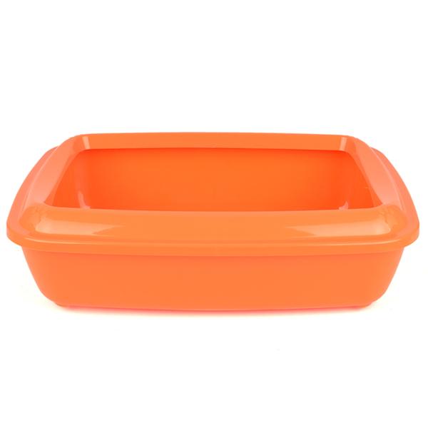 Flip Açık Lüx Kedi Tuvaleti Küçük