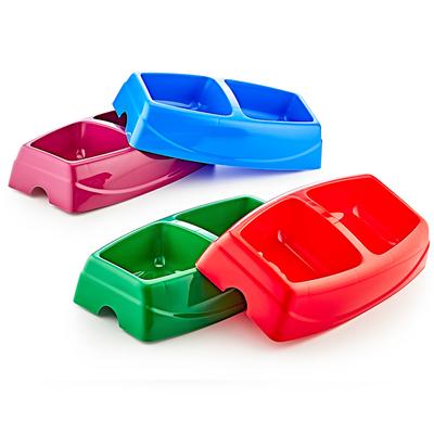 Flip - Flip İkili Mama Kabı Büyük 8'li 30,5*19,5*7,5 cm