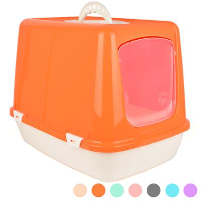 Flip - Flip Kapalı Lüx Kedi Tuvaleti Küçük