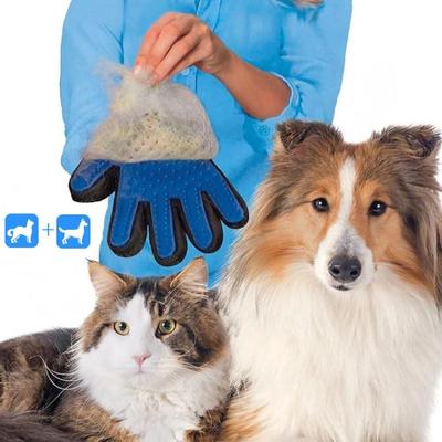 Flip Kedi-Köpek Tüy Toplama Eldiveni 5 Adet - Thumbnail