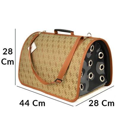 Flybag Kapalı Çanta Kahve - Thumbnail