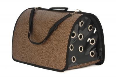Pet Preety - Flybag Kapalı Çanta Deri Kahverengi