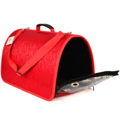 Flybag Kapalı Çanta Kırmızı - Thumbnail
