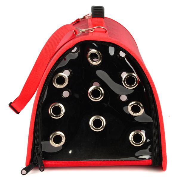 Flybag Kapalı Çanta Kırmızı