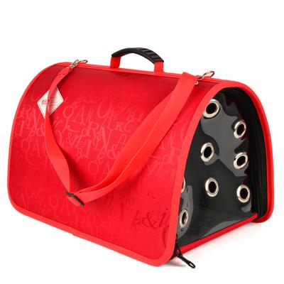 Pet Preety - Flybag Kapalı Çanta Kırmızı