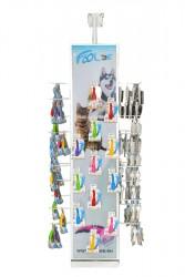 FoOlee - FoOlee Standlı Tarak Seti Maxi 110 parça