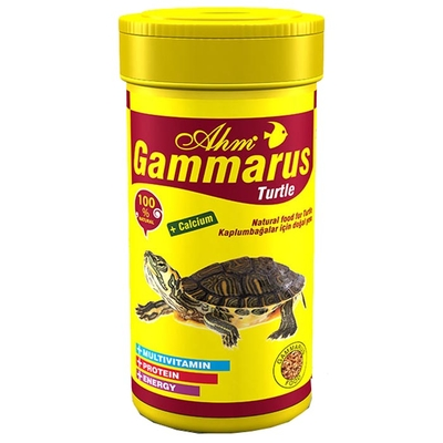Ahm - Gammarus Turtle Food 100 ml