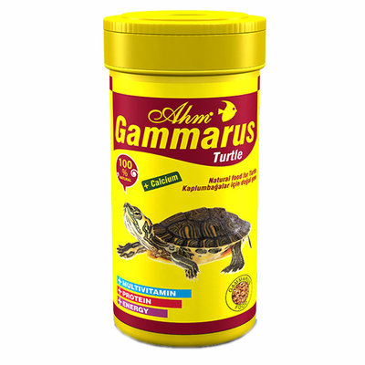 Ahm - Gammarus Turtle Food 250 ml