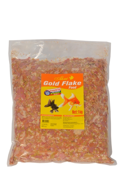 Gold Fish Flake 1 Kg