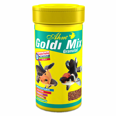 Ahm - Goldi Mix Gran.250 ml
