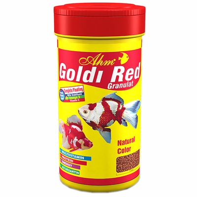 Ahm - Goldi Red Gran.100 ml