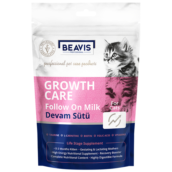 Growth Care Yavru Kedi Devam Sütü 200 gr